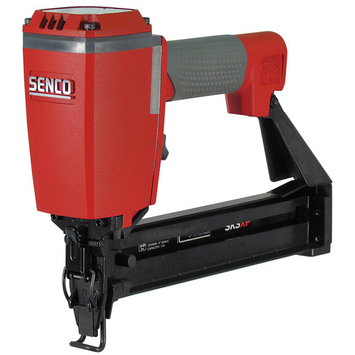 SENCO 300120N XtremePro 18-Gauge 1/4 in. Crown 1-1/2 in. Oil-Free Finish and Trim Stapler image number 0