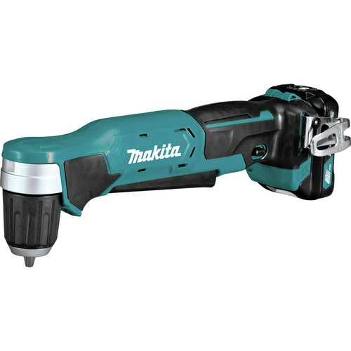 Makita AD04R1 12V max CXT Lithium-Ion 3/8 in. Cordless Right Angle Drill Kit (2 Ah) image number 1