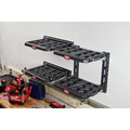 Milwaukee 48-22-8482 2-Piece Vertical E-Track for PACKOUT Wall-Mount Storage Racking Shelf image number 4