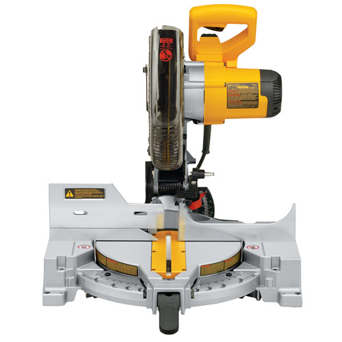 Dewalt DW713 10 in. Single Bevel Miter Saw image number 0