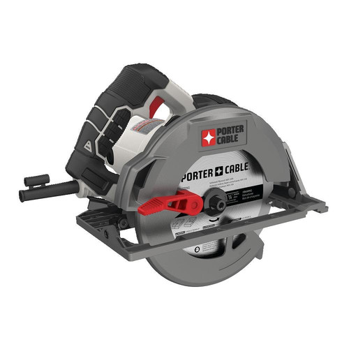 Factory Reconditioned Porter-Cable PCE310R 15 Amp 7-1/4 in. Heavy-Duty Magnesium Shoe Circular Saw image number 0