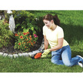 Black & Decker GSL35 3.6V Cordless Lithium-Ion 2-in-1 Garden Shear Combo image number 2