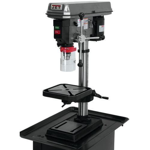 JET J-2530 15 in. Bench Model Drill Press image number 0