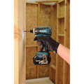 Factory Reconditioned Makita XDT04Z-R 18V LXT Cordless Lithium-Ion Impact Driver (Tool Only) image number 1