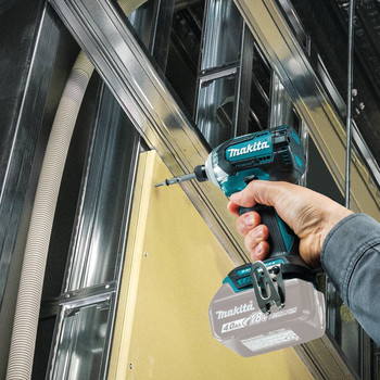 Makita XDT12Z LXT 18V Cordless Lithium-Ion 4-Speed Brushless 1/4 in. Impact Driver (Tool Only) image number 3