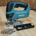 Makita 4350FCT AVT Top Handle Jigsaw with LED Light image number 3