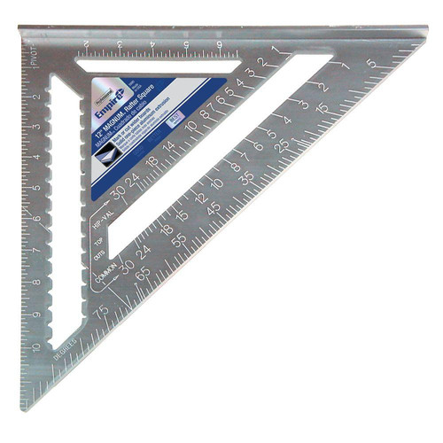 Empire 3990 12 in. Heavy-Duty Magnum Rafter Square image number 0