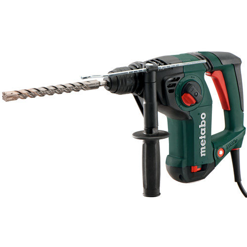 Metabo KHE3250 1-1/8 in. SDS-plus Rotary Hammer with Rotostop