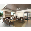 Hunter 23845 52 in. Outdoor Original White Ceiling Fan image number 7