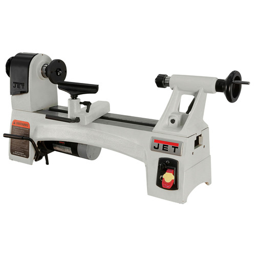 JET JWL-1015VS 10 in. x 15 in. Variable Speed Woodworking Lathe