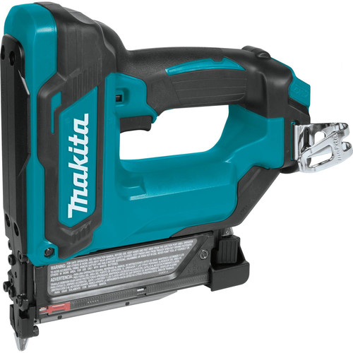 Makita TP03Z 12V MAX CXT Cordless Lithium-Ion 23-Gauge Pin Nailer (Tool Only) image number 0