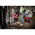Milwaukee 2718-22HD M18 FUEL 1-3/4 in. SDS MAX Rotary Hammer with ONE KEY and (2) 12 Ah Batteries image number 17