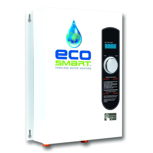 EcoSmart ECO18 240V 18 kW Electric Tankless Water Heater