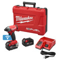 Factory Reconditioned Milwaukee 2757-82 M18 FUEL  18V 5.0 Ah Cordless Lithium-Ion 1/4 in. Hex Impact Driver Kit with ONE-KEY Connectivity