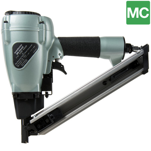 Metabo HPT NR38AKM 1-1/2 in. Strap-Tite Connector Framing Nailer image number 0
