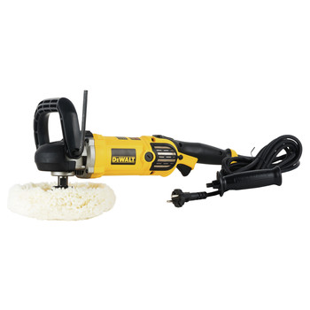 Factory Reconditioned Dewalt DWP849XR 7 in. / 9 in. Variable Speed Polisher with Soft Start