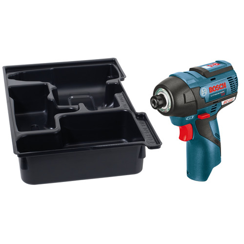 Bosch PS42BN 12V Max Cordless Lithium-Ion EC Brushless 1/4 in. Hex Impact Driver (Bare Tool)