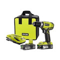 Factory Reconditioned Ryobi ZRP818 18V ONEplus Lithium-Ion 1/2 in. Drill Driver Kit