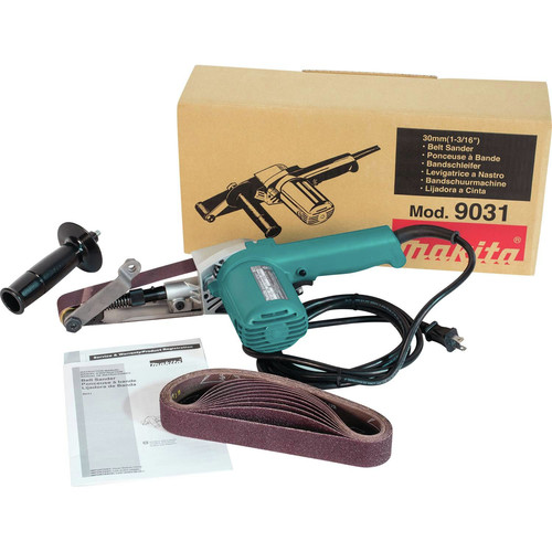Makita 9031 1-1/8 in. x 21 in. Belt Sander