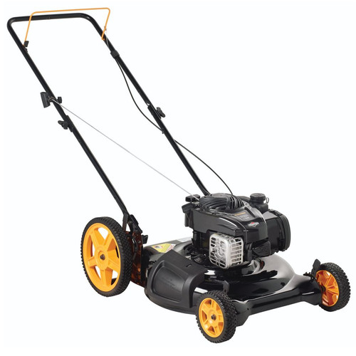 Poulan Pro PR500N21SH 125cc Gas 21 in. 2-in-1 Side Discharge/Mulch 5-Position Lawn Mower