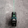 Makita SK105GDNAX 12V max CXT Lithium-Ion Cordless Self-Leveling Cross-Line Green Beam Laser Kit (2 Ah) image number 10