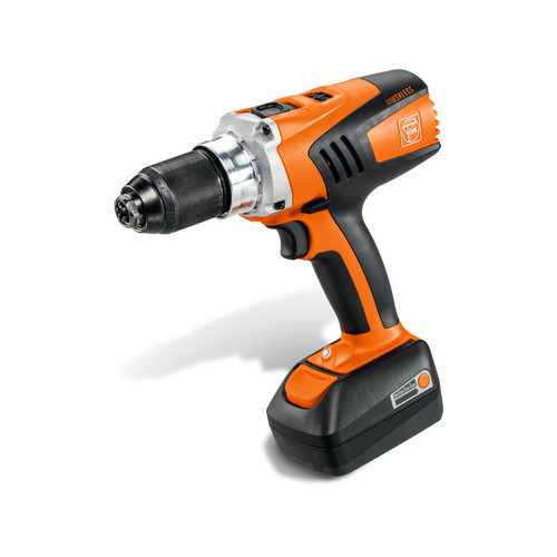 Fein ASCM 14 C 14V Brushless Cordless Lithium-Ion 4-Speed Compact Drill Driver