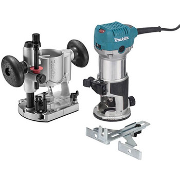 Makita RT0701CX7 1-1/4 HP Compact Router Kit image number 0
