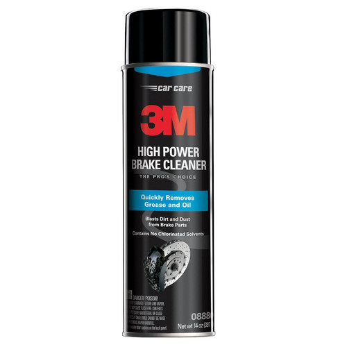 3M 8880 14 oz. High Power Brake Cleaner image number 0
