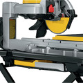Dewalt D24000 10 in. Wet Tile Saw image number 11