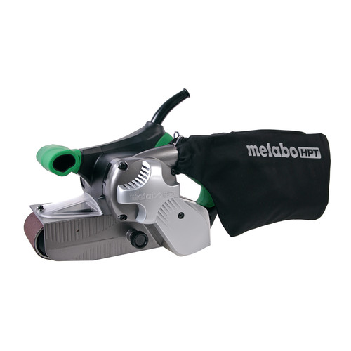 Factory Reconditioned Metabo HPT SB8V2M 9 Amp Variable Speed 3 in. x 21 in. Corded Belt Sander image number 0