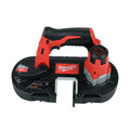 Milwaukee 2429-20 M12 12V Cordless Lithium-Ion Sub-Compact Band Saw (Tool Only) image number 1