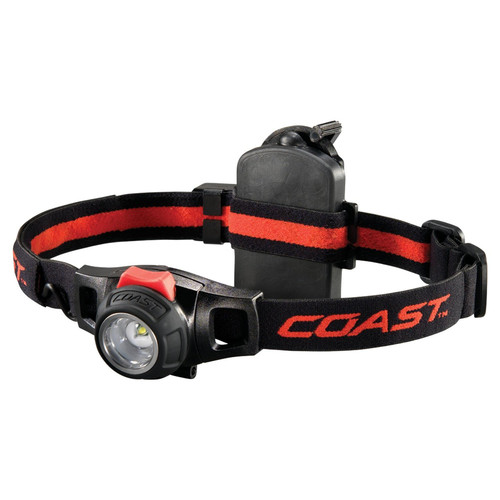 COAST HL7R LED Rechargeable Focusing Headlamp image number 0