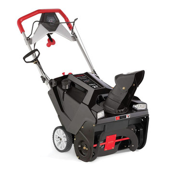 Troy-Bilt 31AM2T7G766 Squall 208XP 21 in. 208cc Single-Stage Snow Blower with Electric Start