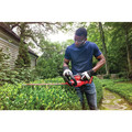 Factory Reconditioned Craftsman CMCHTS820D1R 20V Dual Action Lithium-Ion 22 in. Cordless Hedge Trimmer Kit (2 Ah) image number 7