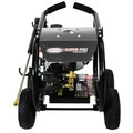 Simpson 65201 Super Pro 3600 PSI 2.5 GPM Direct Drive Small Roll Cage Professional Gas Pressure Washer with AAA Pump image number 1