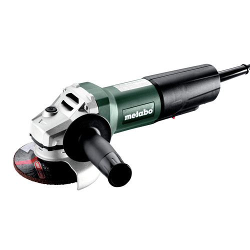 Metabo 603612420 WP 1100-125 11 Amp 12,000 RPM 4.5 in. / 5 in. Corded Angle Grinder with Non-Locking Paddle image number 0