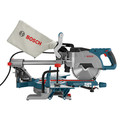 Factory Reconditioned Bosch CM8S-RT 8-1/2 in. Single Bevel Sliding Compound Miter Saw image number 2