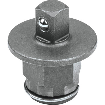 Makita 191A51-1 1/4 in. Square Drive Anvil Adapter for RW01 Ratchet
