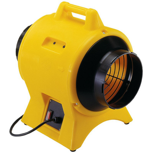 Americ VAF1500B 220V 8 in. Light Industrial Confined Space Ventilator image number 0