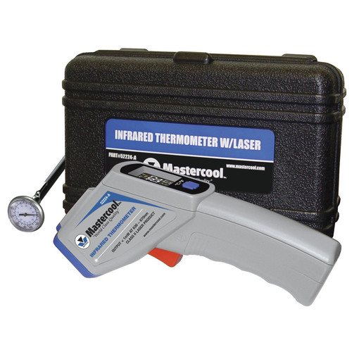 Mastercool 52224A Infrared Thermometer with Laser image number 0