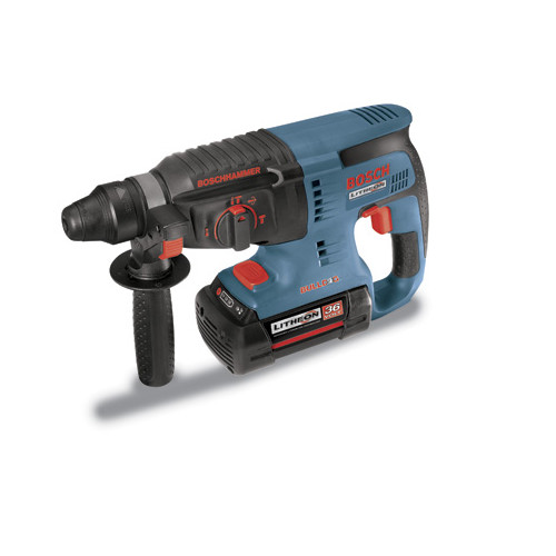 Bosch 11536VSR 36V Cordless Lithium-Ion 1 in. SDS-plus Rotary Hammer