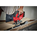 Milwaukee 2737-21 M18 FUEL D-Handle Jig Saw Kit image number 6