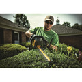 Factory Reconditioned Dewalt DCHT860M1R 40V MAX 4.0 Ah Cordless Lithium-Ion 22 in. Hedge Trimmer image number 2