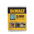 Dewalt DWHTTA7085 1/2 in. Heavy-Duty Narrow Crown Staples (5,000-Pack) image number 1