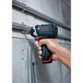 Bosch CLPK241-120 12V Max Lithium-Ion 3/8 in. Hammer Drill & Impact Driver Combo Kit image number 6