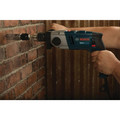 Factory Reconditioned Bosch HD18-2-RT 8.5 Amp 2-Speed 1/2 in. Corded Hammer Drill with 360-Auxiliary Handle image number 2