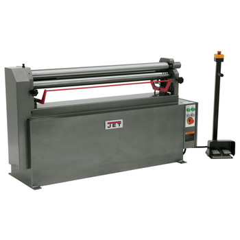 JET J-1650ESR-1 50 in. 16-Gauge Single Phase Electric Slip Roll