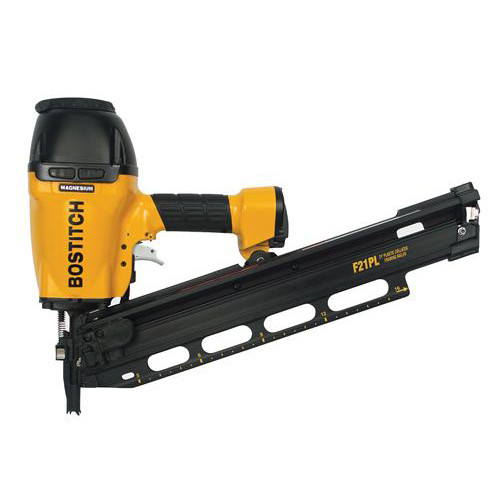 Bostitch F21PL2 21 Degree 3-1/2 in. Framing and Metal Connector Nailer