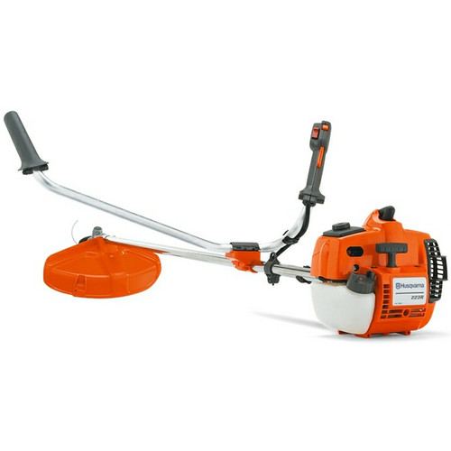 Husqvarna 223R 24.5cc Gas 17 in. Straight Shaft Brushcutter
