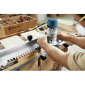 Bosch 1617EVSPK 12 Amp 2.25 HP Combination Plunge and Fixed-Base Router Kit image number 1